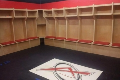 locker room lockers- aeros