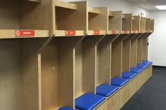 football locker room 2