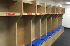 football locker room 2