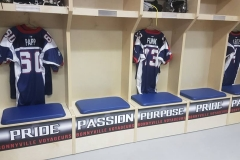 sports lockers- bonnyville